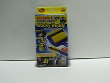 Sticky Helper/Buddy Reusable Sticky Picker Roller Pet Hair Roller factory sealed