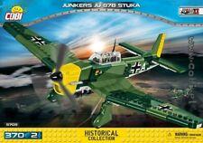 COBI 5705  Junkers  Ju 87B Stuka   WWII German fighter Small Army