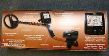WHITES TREASURE PRO METAL DETECTOR WITH CARRY BAG OR HEADPHONES AND FREE SHIP
