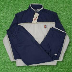 Men's Vintage 90s Nike Challenge Court Full Tracksuit AGASSI SAMPRAS BRAND NEW