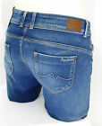 PEPE JEANS NEW BROOKE jean Stretch slim fit femme bleu PL200019H18