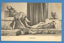 Russia Types - Syria Women  VINTAGE Postcard 1903