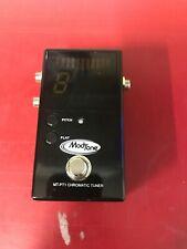 Modtone Mt-Pt1 Chromatic Guitar Tuner Pedal