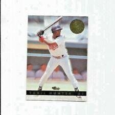 Torii Hunter Gold Rookie Card 1993 Classic Baseball #77