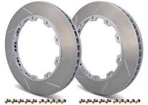 GiroDisc REAR 2pc Replacement Rotor Rings for Lamborghini Huracan LP610-4