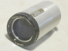 "vintage American Optical Co. 5 "" lens  projection replacement part"