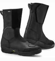 Rev'It Trail H20 Boots  Leather Waterproof Motorcycle Boots Size Uk 5  Eur 38