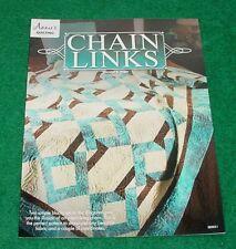 Annie's Quilting Chain Links Quilt Pattern 889051