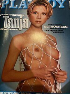 Playboy D Nr.4 April 1999, Tanja Szewczenko, Sylvie Schmoll, Männermagazin