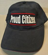 PROUD CITIZEN BASEBALL CAP HAT AIRDRIE STUD FARM RACE HORSE 2002 COOLMORE STAKES