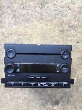05-07 Ford F-350 Powerstroke 6.0L Turbo Diesel  4x4 Lariat Model CD Player OEM