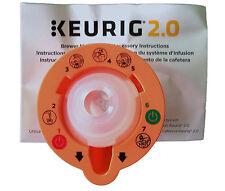 Keurig 2.0 Brewer Needle Cleaning Maintenance Accessory Tool K250 K350 & More