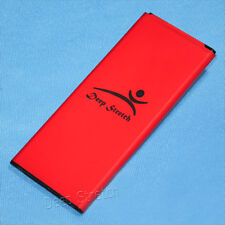 High 6580mAh Extended Slim battery For AT&T Samsung GALAXY Note 4 SM-N910A Phone