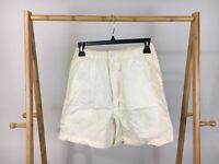 RARE VTG Members Only Men's Casual Elastic Waist Shorts Size L