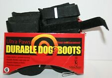 Ultra Paws Durable Dog Boots Outdoor Paw Protection Shoes Anti Slip - Small