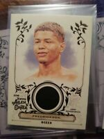 SONNY FREDERICKSON BOXER A&G relic ring used boxing 2018 ginter