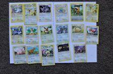 Colourless Common Pokémon Individual Cards