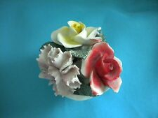 Vintage Figurine - Royal Dover - Roses and Carnation