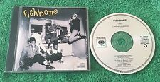 FISHBONE CD SELF TITLED 1985