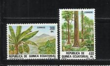 GUINEA ECUATORIAL. Año: 1983. Tema: FLORA AUTOCTONA.