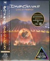 DAVID GILMOUR-LIVE AT POMPEII-JAPAN BLU-RAY+BOOK K81 sd