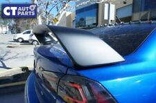 EVO X Style ABS 3PCs TRUNK SPOILER 07-18 Mitsubishi CJ LANCER (MATTE black Paint