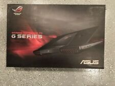 ASUS G Series Gaming Notebook (i7 4710HQ, NVIDIA 970M GTX, 24GB RAM, 512GB SSD)
