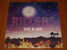 THE KILLERS DAY & AGE LP *RARE* ORIGINAL 1st PRESS VINYL 2008 w/POSTER Like New