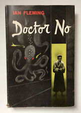 Ian Fleming-Dr No-James Bond Macmillan NY 1st printing 1st edition 1958 VG +