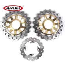 Fit HONDA CBR RR SP 1000 2014 2015 Brake System Front Rear Disc Rotors Disk Gold