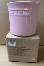 Le Creuset Utensil Holder 2.3L Large Chiffon pink (NEW)