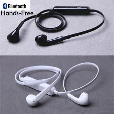 Wireless Bluetooth Sports Stereo Earphone Headphone Headset For iPhone Samsung .