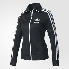 Adidas Originals Womens Europa Track Jacket Black BK5936
