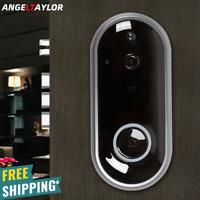 Video Doorbell Camera Security Phone Bell Intercom Wireless WiFi 720P BEST SELL