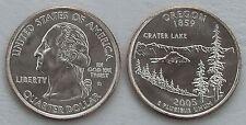 USA State Quarter 2005 Oregon D unz.