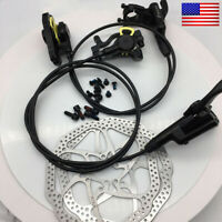ZOOM Brake Bicycle Bike MTB Hydraulic Disc Brake Mountain Bike Brake Rotor