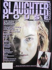 Slaughterhouse Magazine #3 Stuart Gordon Interview, Fright House, Sam Raimi