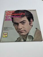 Neil Diamond Greatest Hits: Vinyl LP (Bang Records,1968) BLPS-219 -FREE SHIPPING