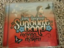 joey negro & the sunburst band movin with the shakers  -  CD