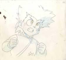 Anime Genga not Cel Yu Yu Hakusho #75
