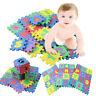 36tlg Puzzlematte Kinderteppich Spielteppich Schaumstoffmatte Spielmatte Matte