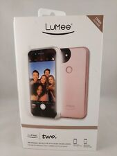LuMee Two Case For iPhone 6,6s,7,8 Plus (Pink)