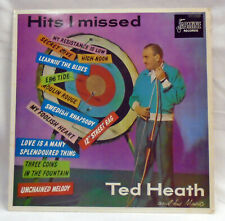 Ted Heath - Hits I Missed - vinyl LP Jasmine JAS 2201