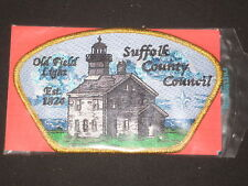 Suffolk County Council Old Field Light, light house sa46 CSP