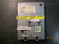 81 CENTURY/CUTLASS ECU/ECM #1224770 AAD *See item description*