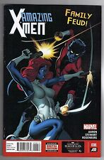 AMAZING X-MEN #6 - ED MCGUINNESS COVER - CAMERON STEWART ART  MARVEL NOW! - 2014