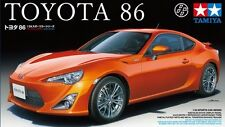 Tamiya #24323 1/24 Plastic Model Sport Car Toyota 86 FT GT-86 Scion FR-S NIB