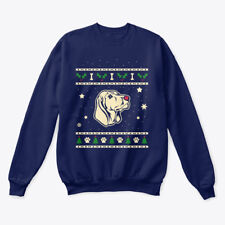 Christmas Black And Tan Coonhound Gift Hanes Unisex Crewneck Sweatshirt