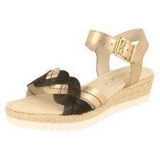 bronze Billig Gabor Gabor Sandaletten Damen : Style