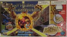 Treasure Of The Lost Pyramid 3D Pop-Up Board Game New/Sealed